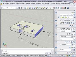 Introduzione al corso base di autocad pagina 1 for Disegnare in 3d online